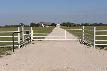 Berry Raley S Custom Fence Company Custom Gates Amp Gate